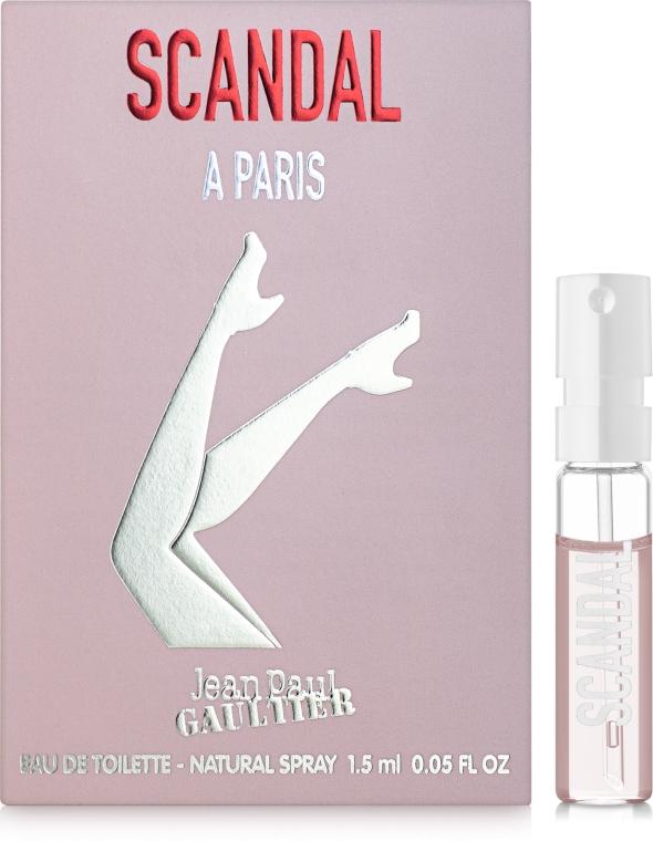 Jean Paul Gaultier Scandal A Paris - Туалетная вода (пробник)