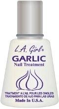 Духи, Парфюмерия, косметика Базовое покрытие для ногтей - L.A. GIRL Garlic Nail Treatment