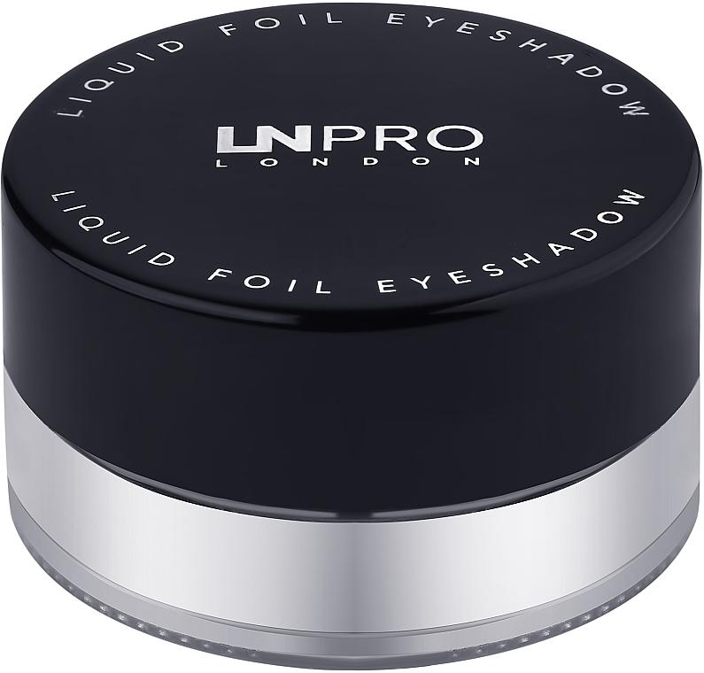 Кремовые тени для век - LN Pro Liquid Foil Eyeshadow