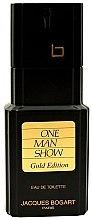 Духи, Парфюмерия, косметика Bogart One Man Show Gold Edition - Туалетная вода (тестер)