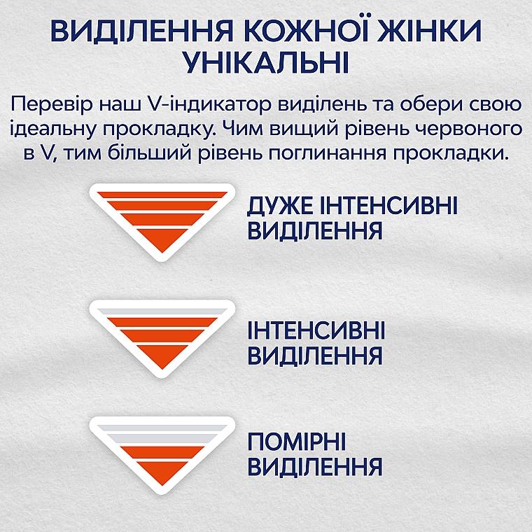 Гигиенические прокладки, 10шт - Libresse Maxi Normal Wing — фото N5