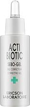 Духи, Парфюмерия, косметика Ночной регулирующий гель для жирной кожи - Ericson Laboratoire Acti-Biotic Sebo-Gel