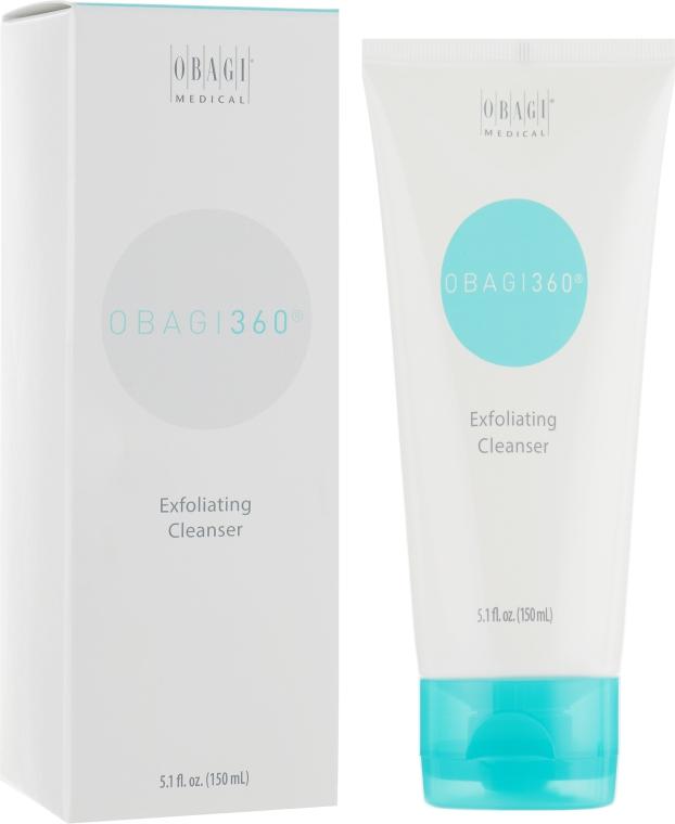 Отшелушивающее средство - Obagi Medical Obagi 360 Exfoliating Cleanser