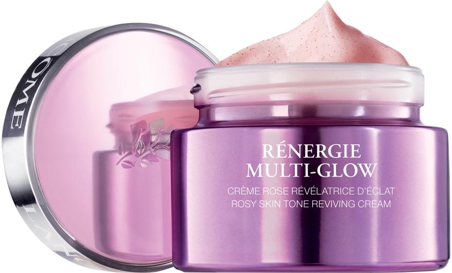 Антивозрастной крем для тусклой кожи - Lancome Renergie Multi-Glow Cream