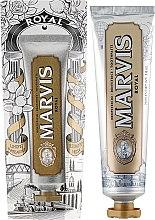 "Духи, Парфюмерия, косметика Зубная паста ""Royal"" - Marvis Royal Limited Edition Toothpaste"