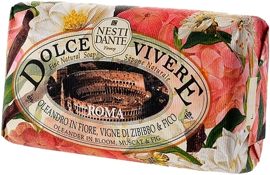 "Мыло ""Рим"" - Nesti Dante Roma Soap"