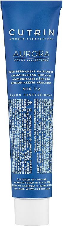 Безаммиачный краситель для волос - Cutrin Aurora Demi Color