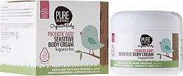 Духи, Парфюмерия, косметика Крем для чувствительной кожи - Pure Beginnings Probiotic Baby Sensitive Body Cream