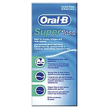Парфумерія, косметика Нитка для зубів - Oral-B Super Floss