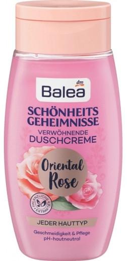 Гель-крем для душа c экстрактом лепестков розы - Balea Oriental Rose Shower Gel