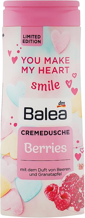 """Крем-гель для душа """"Ягодный"""" - Balea Cremedusche Berries"""