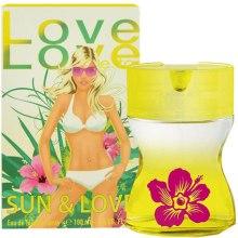 Духи, Парфюмерия, косметика Morgan Love Love Sun & Love - Туалетная вода
