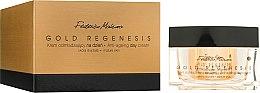 Духи, Парфюмерия, косметика Омолаживающий дневной крем для лица - Federico Mahora Gold Regenesis