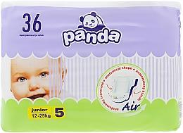 Духи, Парфюмерия, косметика Детские подгузники Panda Junior (12-25 кг, 36шт) - Bella Baby