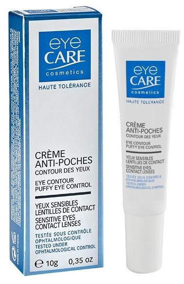Крем против отеков под глазами - Eye Care Cosmetics Eye Contour