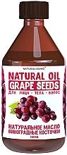 Духи, Парфюмерия, косметика Масло виноградных косточек - Naturalissimo Raisin-seed oil