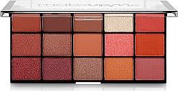 Духи, Парфюмерия, косметика Профессиональная палитра теней 15 цветов, P15 - Make Up Me Pro Extra Eye Palette