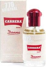Духи, Парфюмерия, косметика Carrera 700 Original Donna - Парфюмированная вода (тестер без крышечки)