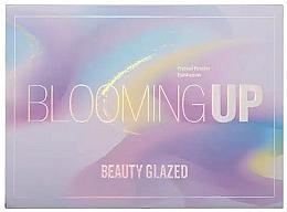 Духи, Парфюмерия, косметика Палетка теней для век, 35 цветов - Beauty Glazed Blooming Up
