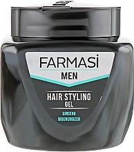 Духи, Парфюмерия, косметика Гель для волос - Farmasi Man Gel