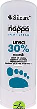 Парфумерія, косметика Крем для ніг із сечовиною 30% - Silcare Nappa Cream