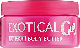 Духи, Парфюмерия, косметика Крем-масло для тела ''Экзотическая гуава'' - Mades Cosmetics Body Resort Exotical Guava Body Butter