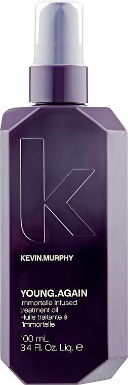 Масло для укрепления длинных волос - Kevin.Murphy Young.Again Oil Treatment