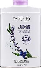 Духи, Парфюмерия, косметика Парфюмированный тальк - Yardley Original English Lavender Perfumed Talc