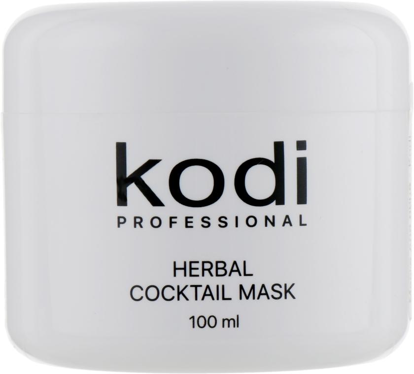 Маска для лица - Kodi Professional Herbal Coctail Mask — фото N1
