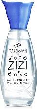 Духи, Парфюмерия, косметика Parisian Zizi - Туалетная вода (тестер с крышечкой)