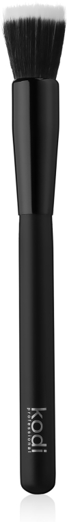 Кисть Duo Fibre большая для кремовых корректирующих текстур №46 - Kodi Professional
