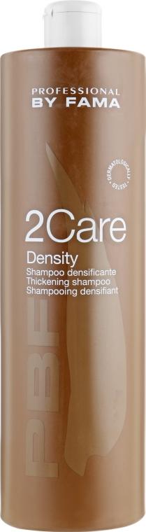 Шампунь укрепляющий - Professional By Fama 2Care Density Thickening Shampoo