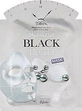 Духи, Парфюмерия, косметика Гидрогелевая маска с черным жемчугом - Esfolio Hydrogel Black Pearl Mask