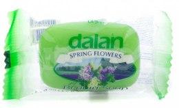 "Духи, Парфюмерия, косметика Туалетное мыло ""Весенние цветы"" - Dalan Beauty Soap"