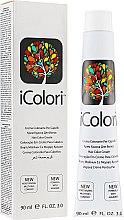 Духи, Парфюмерия, косметика Крем-краска для волос - iColori Hair Care Cream Color