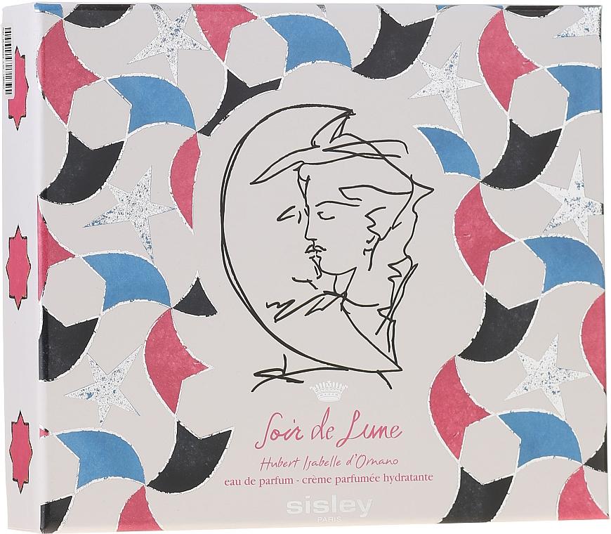 Sisley Soir de Lune - Набор (edp 30ml + 50 b.cr)