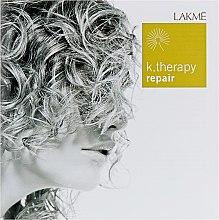 Духи, Парфюмерия, косметика Набор пробников для сухих волос - Lakme K.Therapy Repair