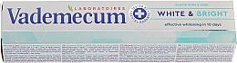 Духи, Парфюмерия, косметика Зубная паста отбеливающая с провитамином - Vademecum Pro Vitamin Whitening Toothpaste