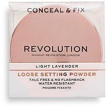 Духи, Парфюмерия, косметика Рассыпчатая пудра - Makeup Revolution Conceal & Fix Setting Powder