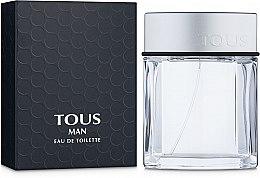 Tous Man - Туалетная вода — фото N1