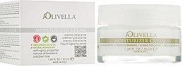 Духи, Парфюмерия, косметика Увлажняющий крем для лица - Olivella Moisturizer Cream