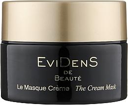 Духи, Парфюмерия, косметика Крем-маска для сухой, обезвоженной и поврежденной кожи - EviDenS De Beaute The Cream Mask