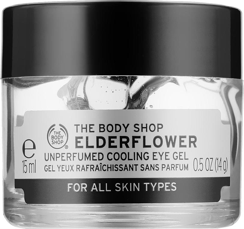 Восстанавливающий гель для кожи вокруг глаз «Цветы бузины» - The Body Shop Elder Flower