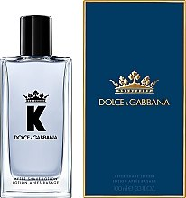 Духи, Парфюмерия, косметика Dolce & Gabbana K by Dolce & Gabbana - Лосьон после бритья