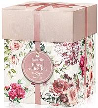 Faberlic Floral Collection - Набор (edp/7ml + edp/7ml + edp/7ml) — фото N1