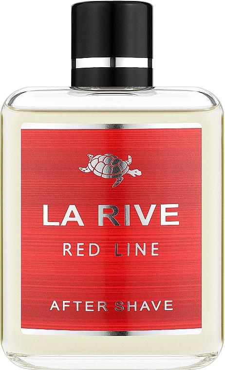 La Rive Red Line - Лосьон посля бритья ( тестер )