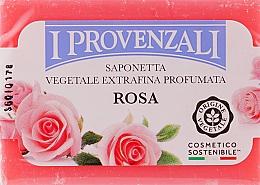 """Духи, Парфюмерия, косметика Мыло твердое растительное """"Роза"""" - I Provenzali Vegetale"""