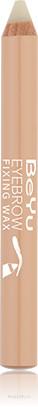 Карандаш для бровей, с воском - Beyu Eyebrow Fixing Wax — фото Transparent