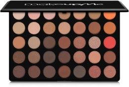 Духи, Парфюмерия, косметика Профессиональная палитра теней 35 цветов, B35 - Make Up Me