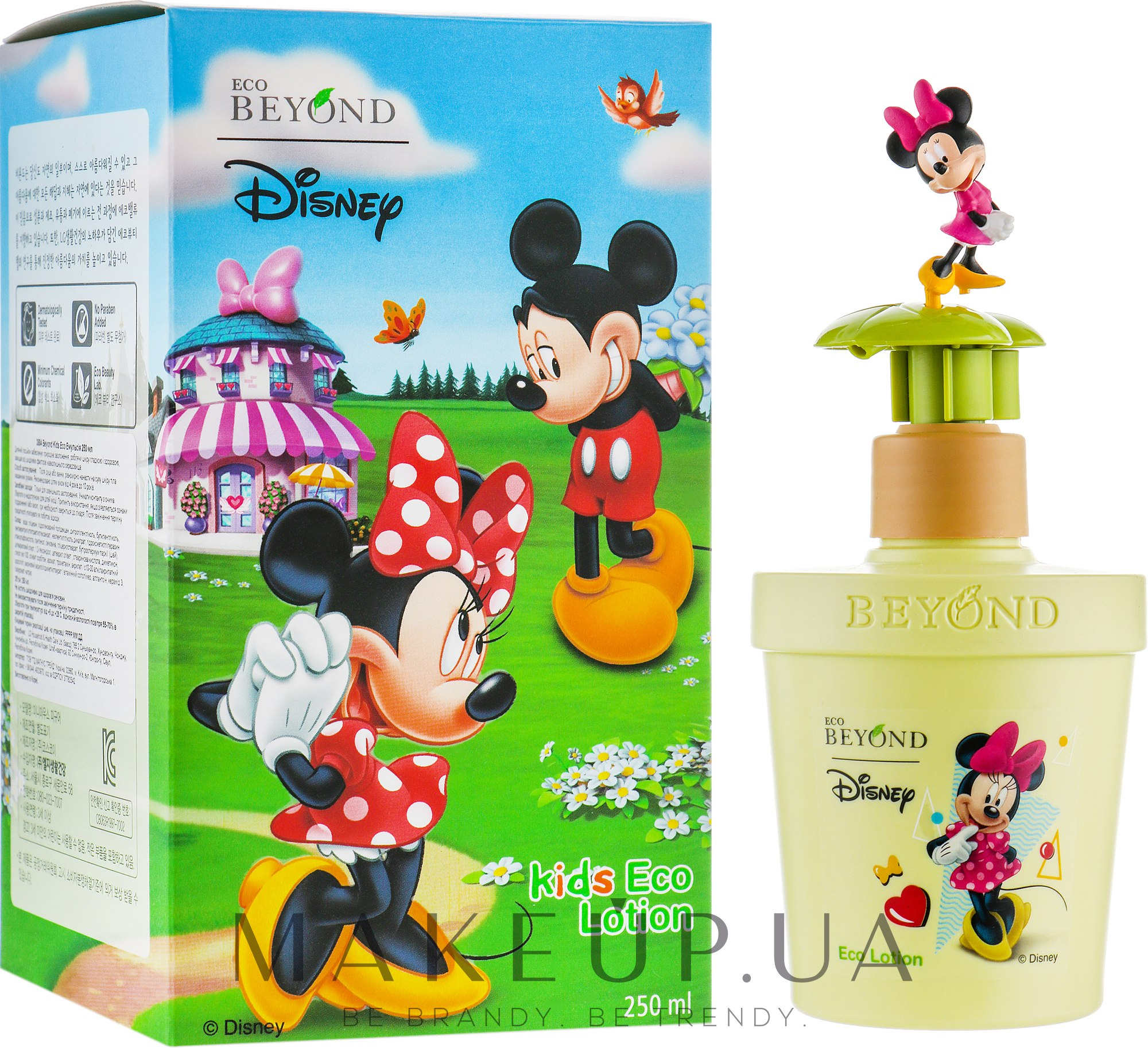 Лосьон для детей - Beyond Kids Eco Disney Lotion — фото 250ml